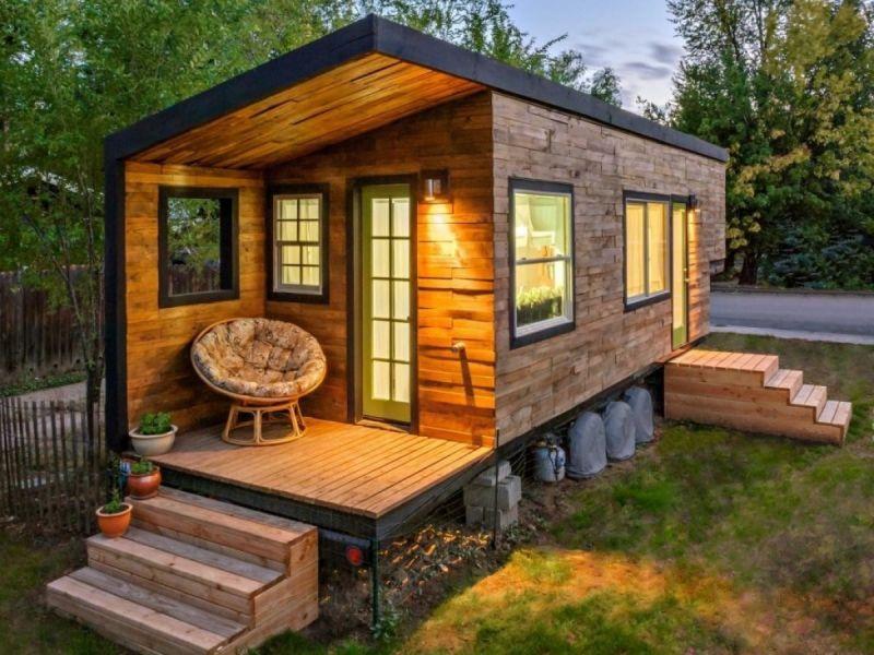 Несколько советов, как успешно построить садовый домик