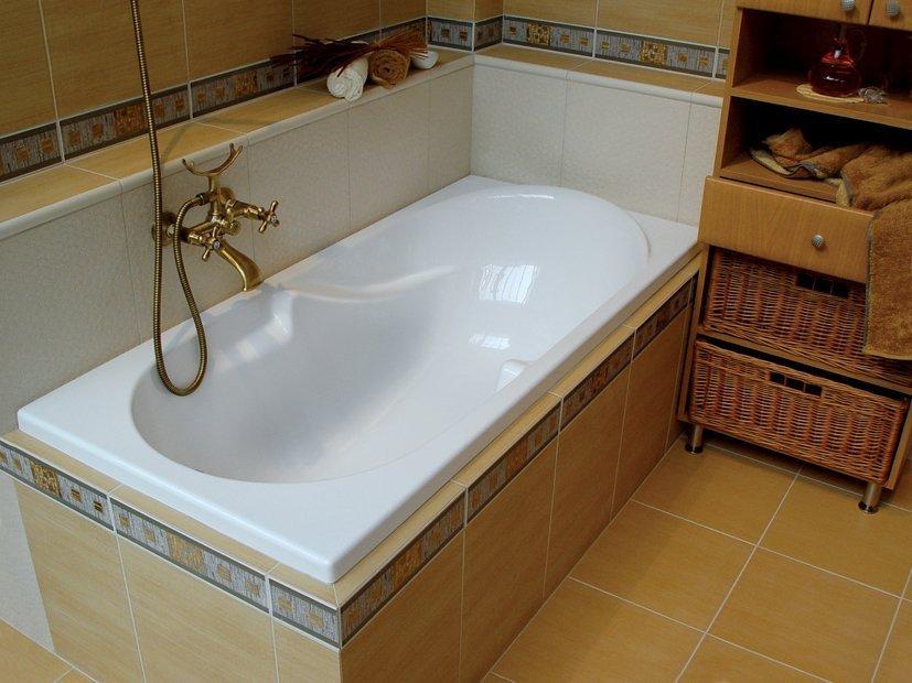 Ремонт ванной комнаты: замена ванны