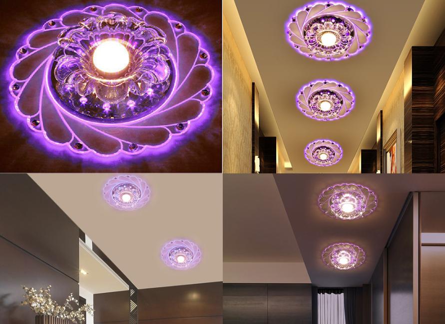 Как правильно выбрать светодиодный потолочный светильник?