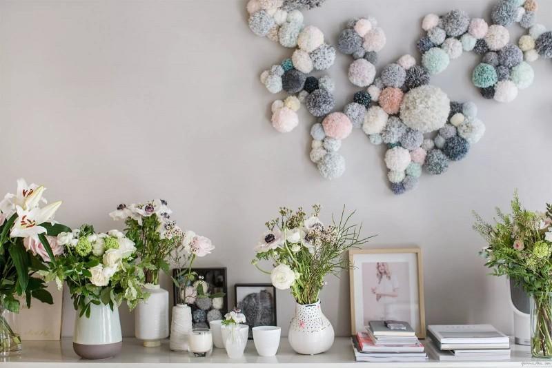 Идеи для украшения стен вашей резиденции