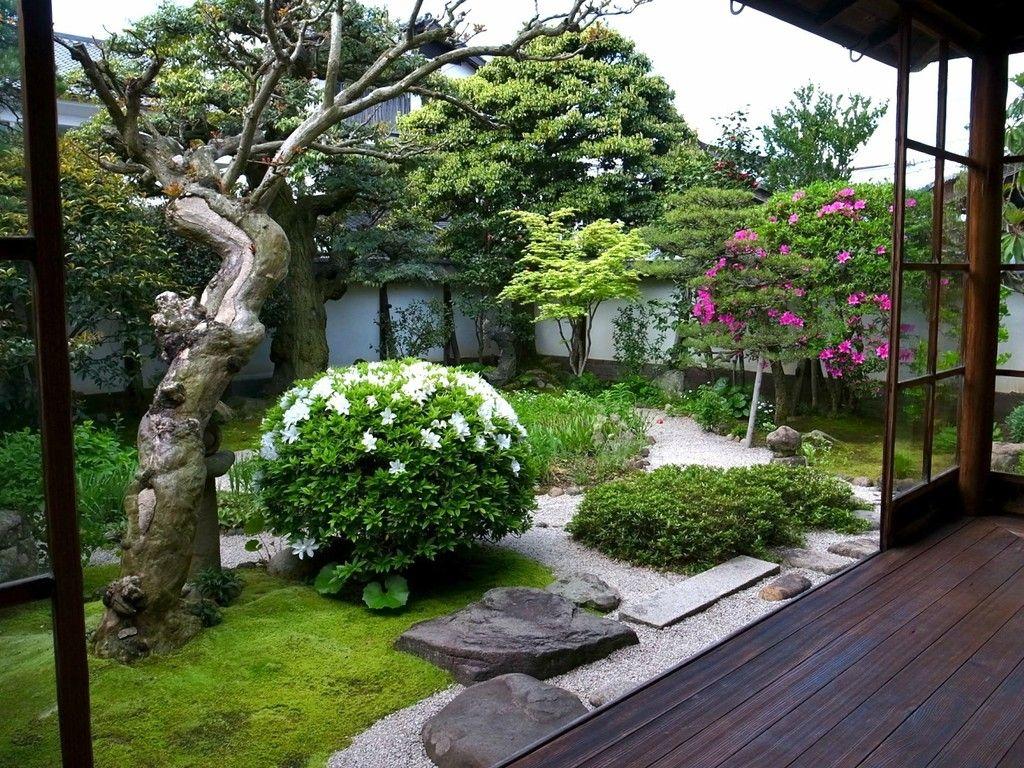 Как превратить свой сад в японский?