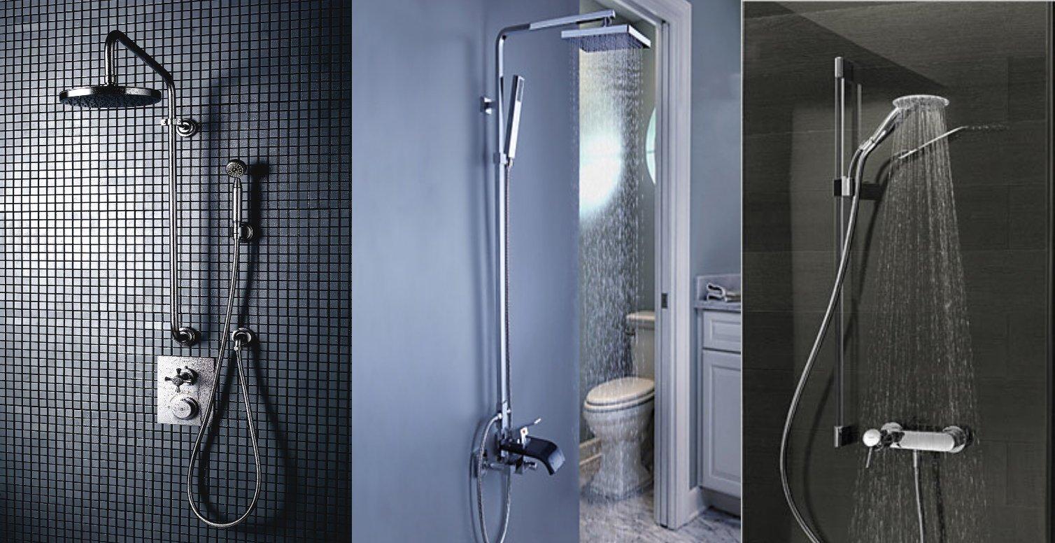 Как выбрать подходящий душ
