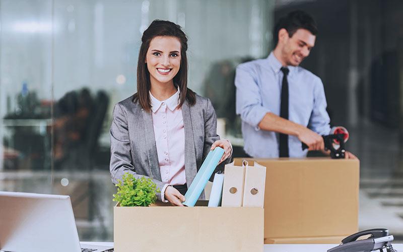 Как сделать успешный деловой шаг в переезде?