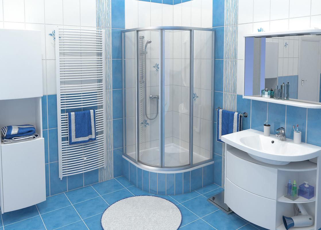 Как можно изменить облик ванной комнаты?