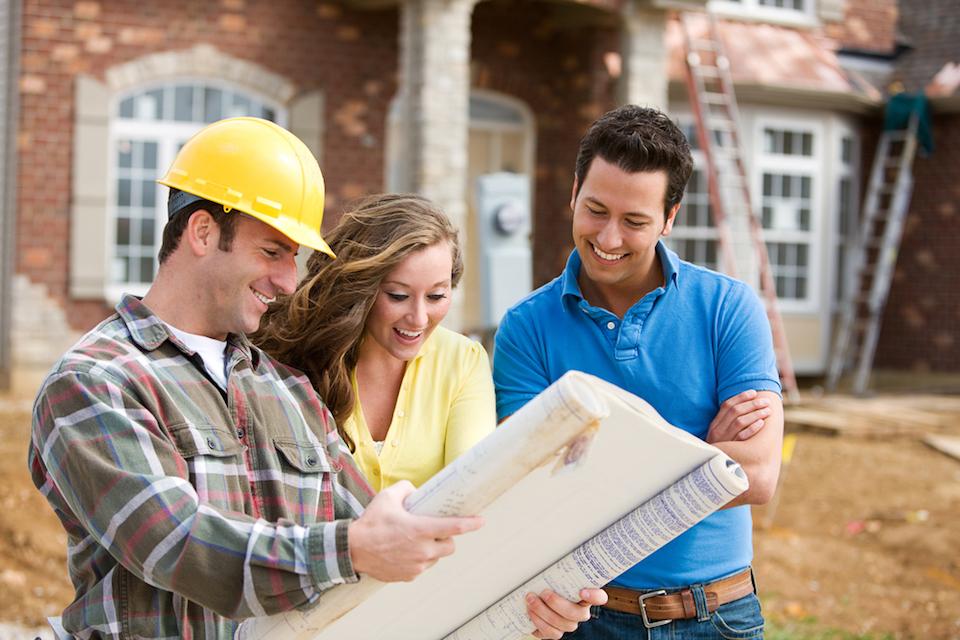 Выбор строителя
