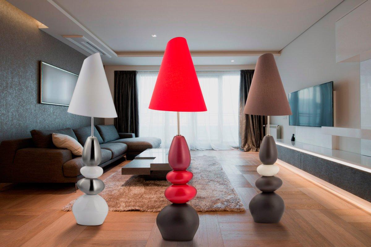 Как акцентировать внимание на доме с помощью ламп?