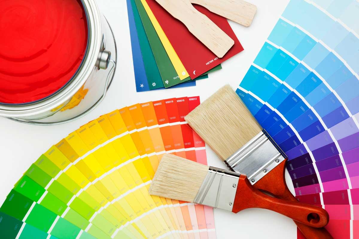 Как узнать, что вы выбрали неправильный цвет краски?