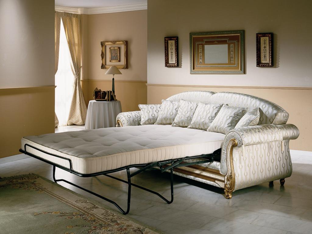 Кровати для гостиной