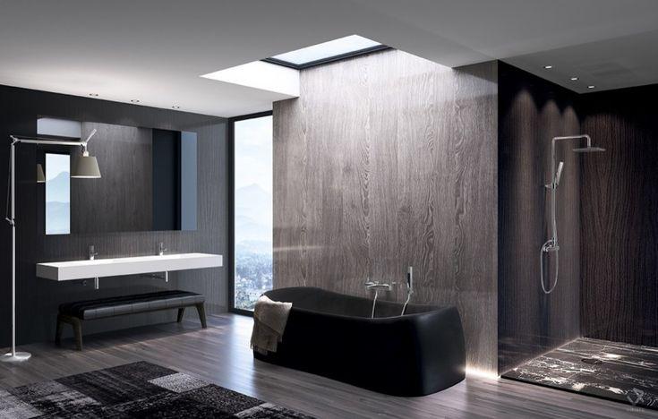 5 советов по оформлению мужской ванной комнаты