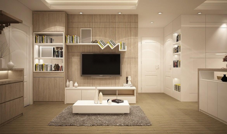 Советы по ремонту квартир от АСК Триан: Как создать дизайнерскую телевизионную стену в гостиной