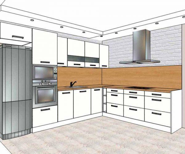 По каким критериям выбирать дизайнера кухни?